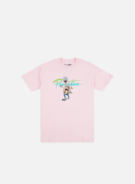 Primitive Rick And Morty Nuevo RnM Skate T-shirt