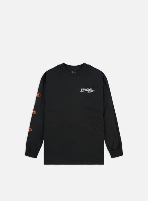 Outlet e Saldi T-shirt a Manica Lunga Primitive Speed LS T-shirt
