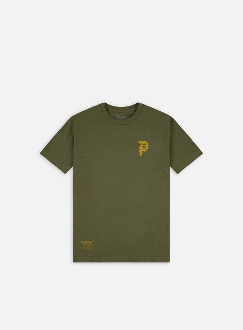 Short Sleeve T-shirts Primitive Standard Issue T-shirt