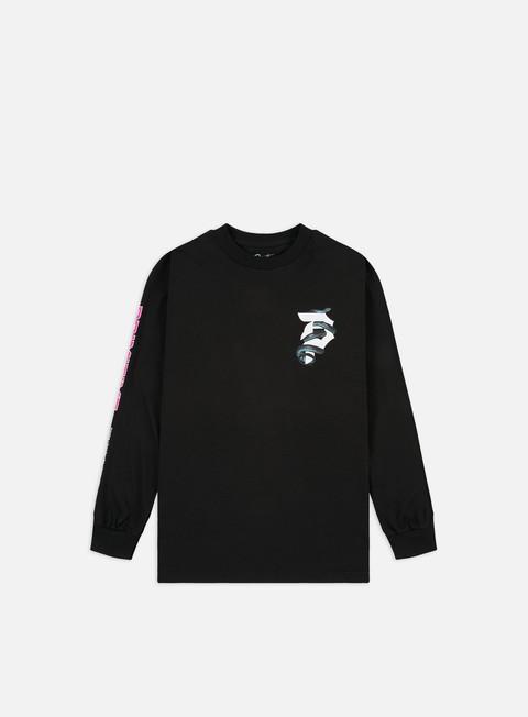 Outlet e Saldi T-shirt a manica lunga Primitive World Tour LS T-shirt