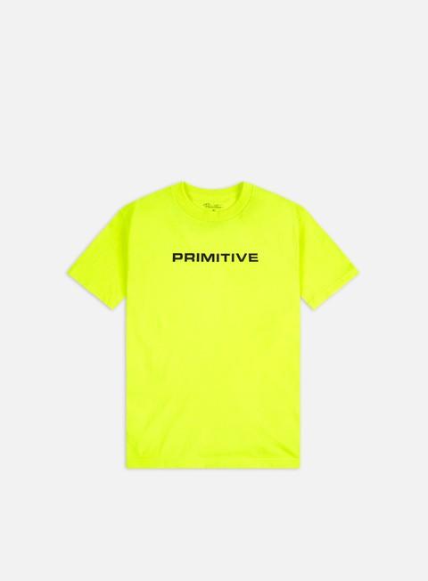 Outlet e Saldi T-shirt a Manica Corta Primitive Zenith T-shirt