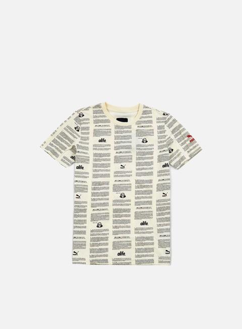 Short sleeve T-shirts Puma Alife Olympic Running T-shirt
