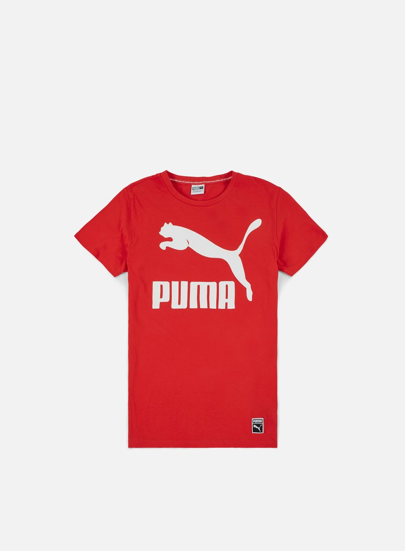 1f5cb78fa90 PUMA Archive Logo T-shirt € 15 Short Sleeve T-shirts | Graffitishop