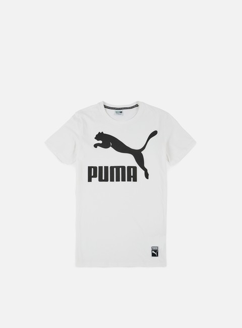 Short Sleeve T-shirts Puma Archive Logo T-shirt