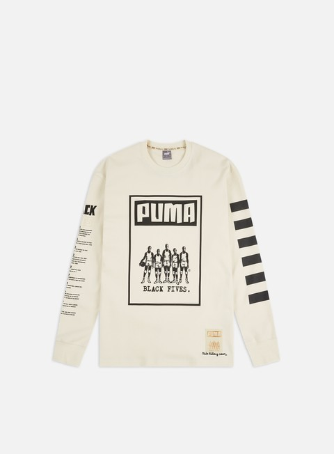 Puma Black 5's LS T-shirt
