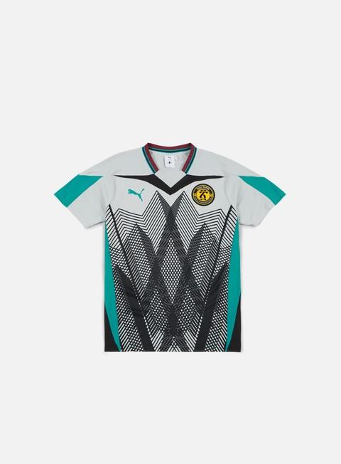 Short sleeve T-shirts Puma Daily Paper Football T-shirt
