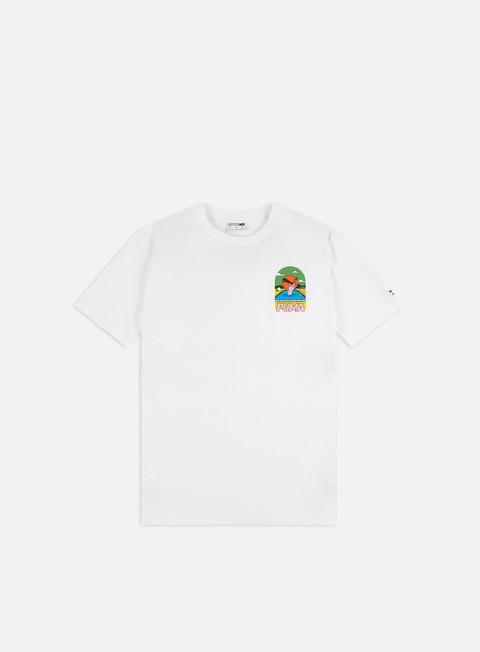 Outlet e Saldi T-shirt a Manica Corta Puma Downtown Graphic T-shirt