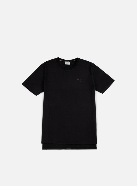 t shirt puma evo core t shirt black