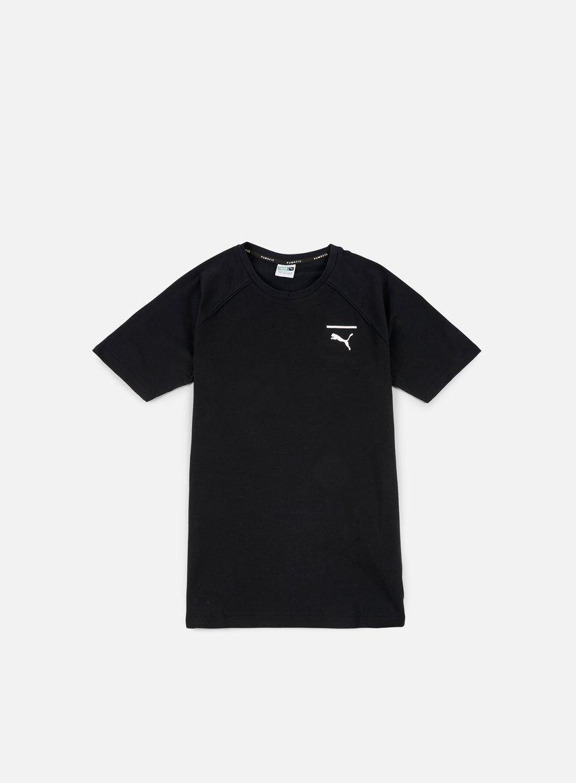 Puma - Evo Core T-shirt, Puma Black