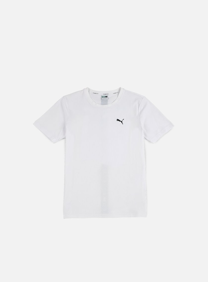 Puma - Evo Core T-shirt, White