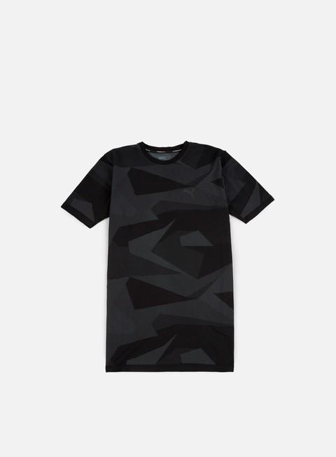 t shirt puma evoknit image t shirt puma black