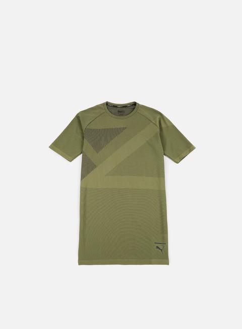 Short sleeve T-shirts Puma EvoKnit T-shirt