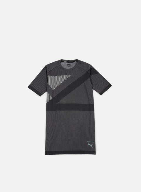 Short Sleeve T-shirts Puma EvoKnit T-shirt