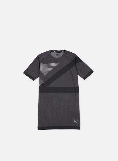 t shirt puma evoknit t shirt puma black
