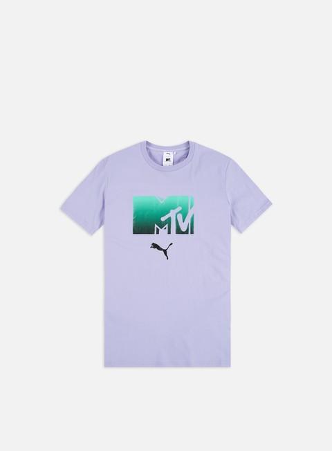 Short sleeve T-shirts Puma MTV T-shirt