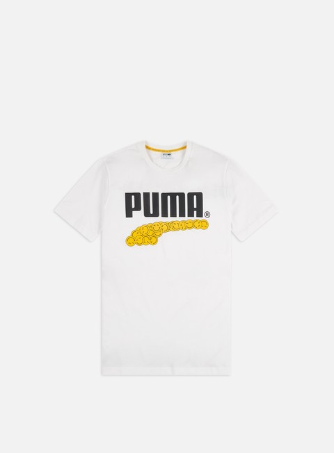 Sale Outlet Short Sleeve T-shirts Puma Puma Club Graphic T-shirt