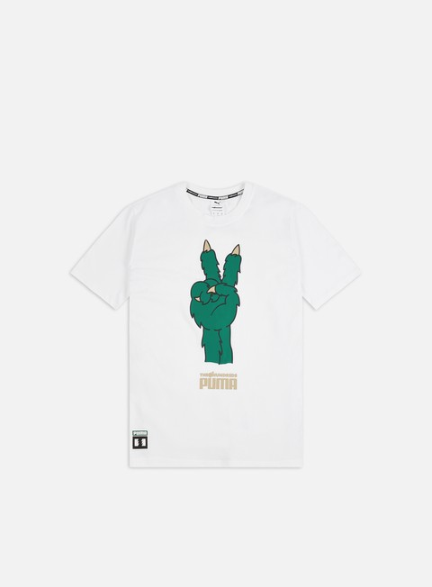 Short Sleeve T-shirts Puma Puma x The Hundreds T-shirt