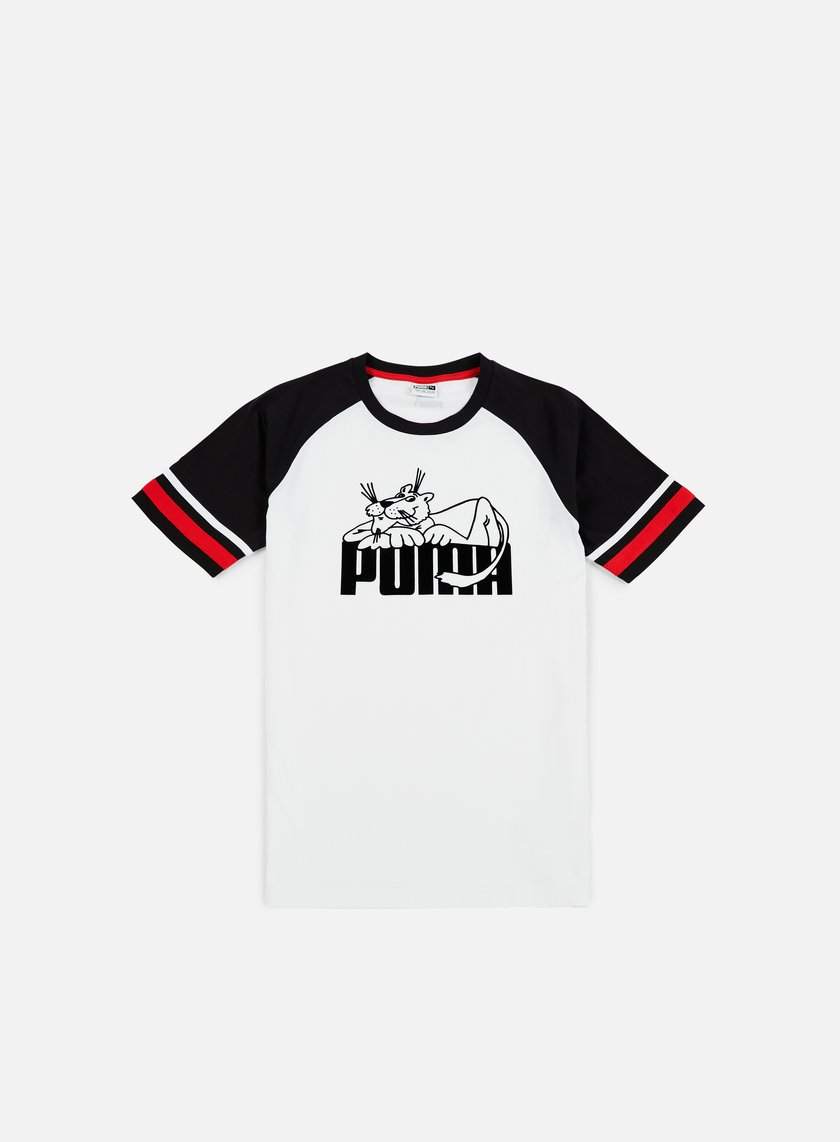 ... Puma - Super Puma T-shirt, Puma White 1 ...