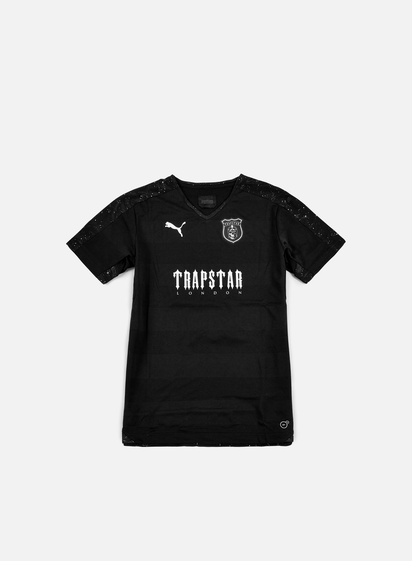 Puma - Trapstar Football Kit, Black