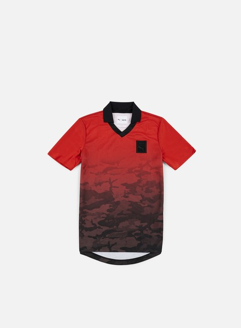 t shirt puma trapstar football t shirt barbados cherry trap camo