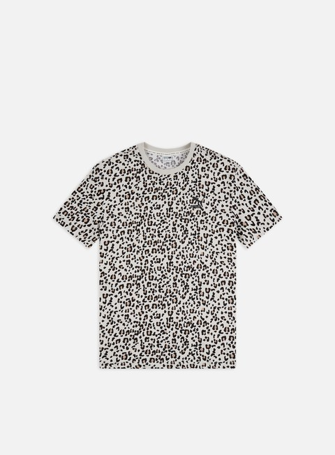Sale Outlet Short Sleeve T-shirts Puma WMNS Classics AOP Logo T-shirt