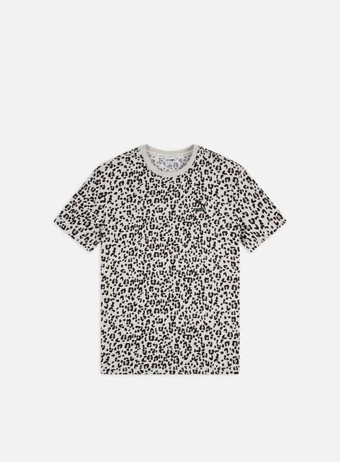Short sleeve T-shirts Puma WMNS Classics AOP Logo T-shirt