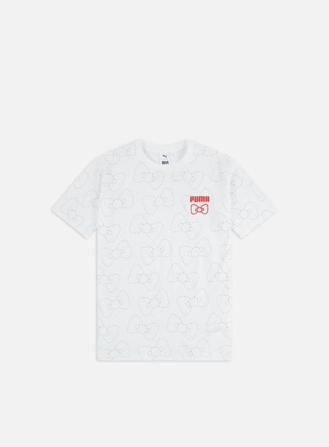 Short sleeve T-shirts Puma WMNS Puma x Hello Kitty AOP T-shirt