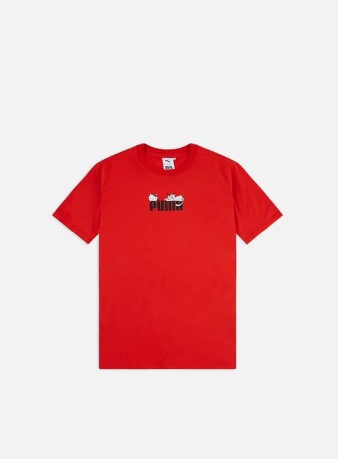 Short sleeve T-shirts Puma WMNS Puma x Hello Kitty T-shirt