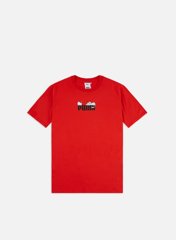 Puma WMNS Puma x Hello Kitty T-shirt