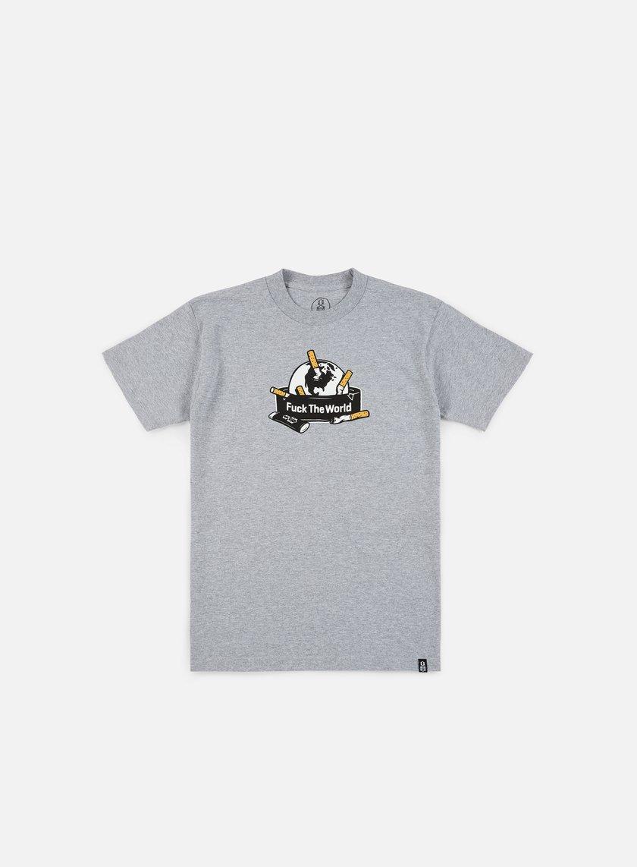 Rebel 8 Ashtray T-shirt