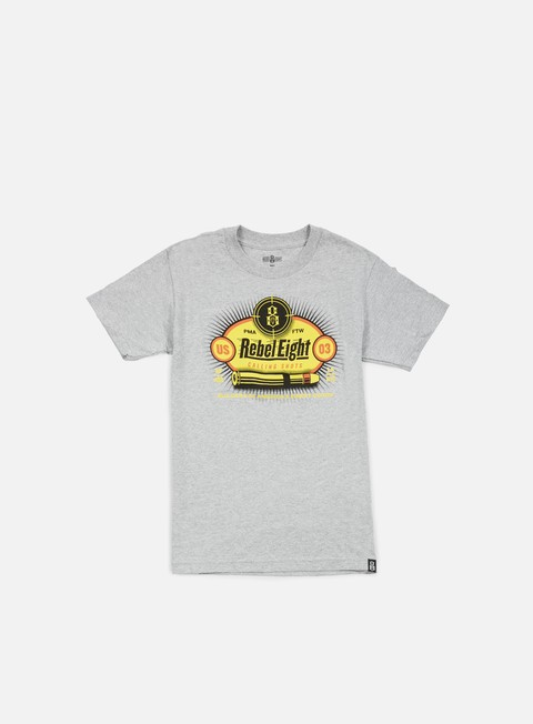 Outlet e Saldi T-shirt a Manica Corta Rebel 8 Calling Shots T-shirt