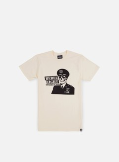 Rebel 8 - Confide In None T-shirt, Cream 1