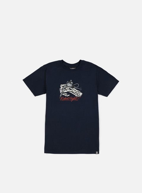 Rebel 8 Death Zap T-shirt