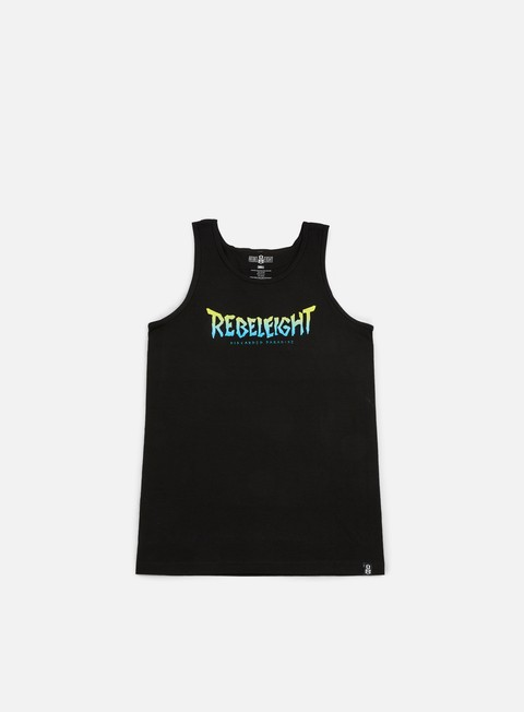 Outlet e Saldi Canotte Rebel 8 Discarded Paradise Tank Top