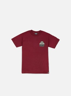 Rebel 8 - Eternal Brotherhood T-shirt, Maroon