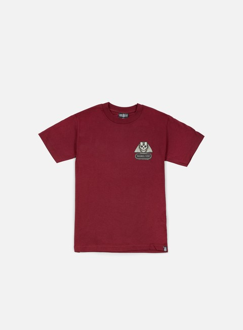 Outlet e Saldi T-shirt a Manica Corta Rebel 8 Eternal Brotherhood T-shirt