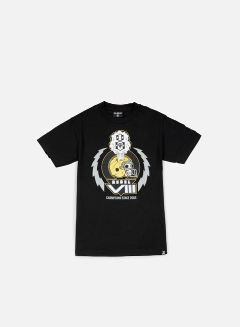 t shirt rebel 8 grid iron t shirt black