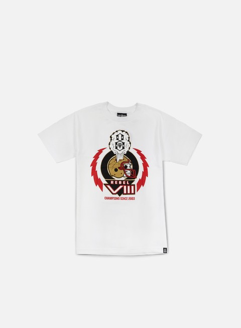 t shirt rebel 8 grid iron t shirt white