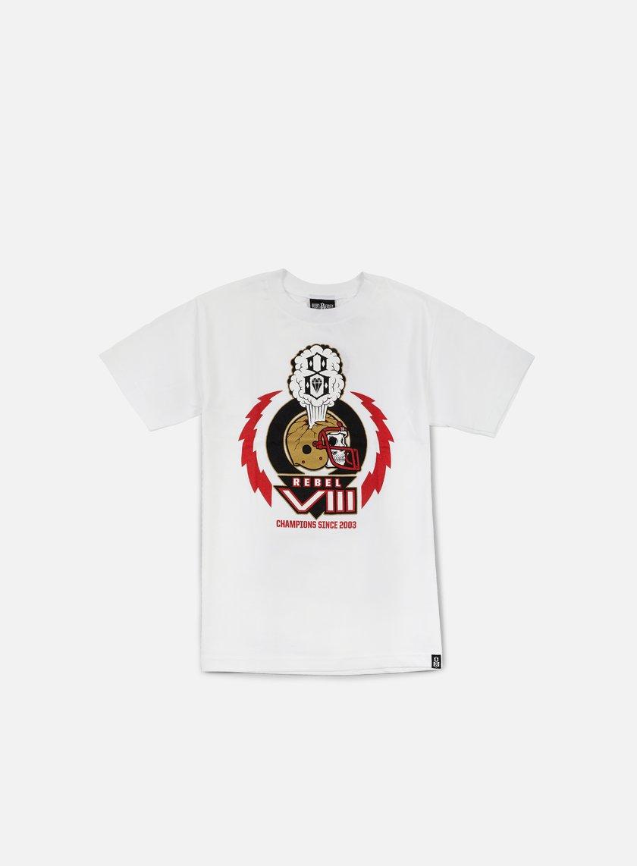Rebel 8 Grid Iron T-shirt