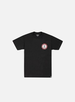 Rebel 8 - Hand Muckers T-shirt, Black