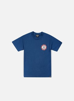 Rebel 8 - Hand Muckers T-shirt, Harbor Blue 1