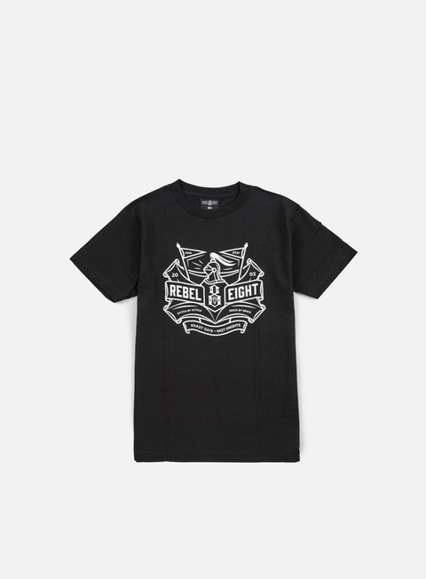 t shirt rebel 8 hazy knights t shirt black