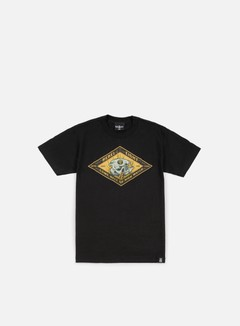 Rebel 8 - High Waters T-shirt, Black 1