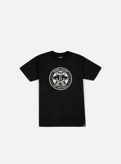 Rebel 8 - Off The Rails T-shirt, Heather Black 1