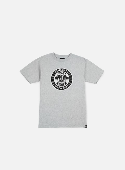 Sale Outlet Short Sleeve T-shirts Rebel 8 Off The Rails T-shirt