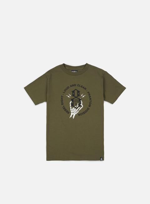 Rebel 8 Phantom Division T-shirt