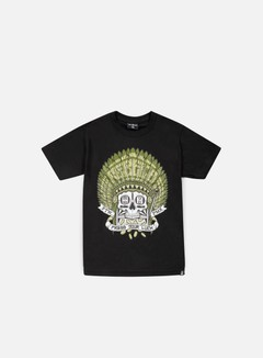 Rebel 8 - Press Your Luck T-shirt, Black 1