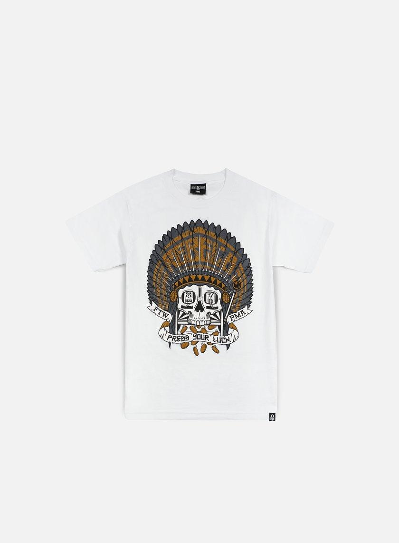 Rebel 8 Press Your Luck T-shirt