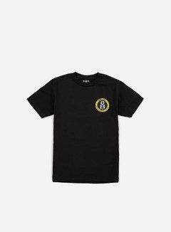 Rebel 8 - RBL8 Scouts T-shirt, Black 1