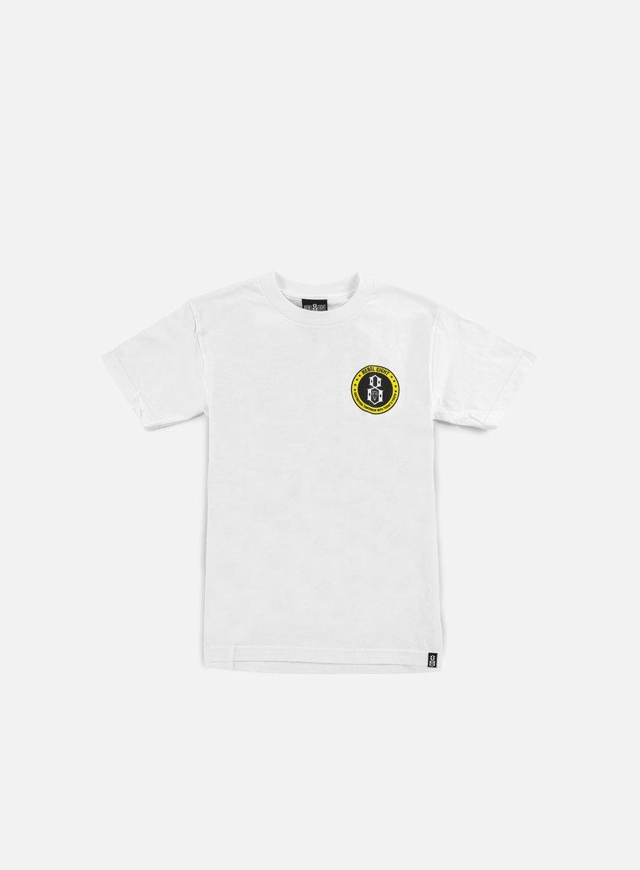 Rebel 8 - RBL8 Scouts T-shirt, White